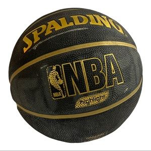 Spalding NBA Highlight Basketball Size 7/29.5